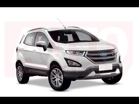2017 ford ecosport first look video youtube. Black Bedroom Furniture Sets. Home Design Ideas
