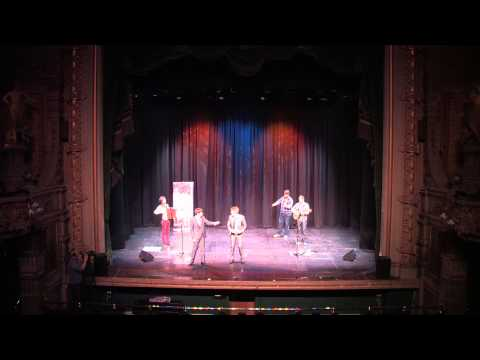 05 Manx Music and Dance Concert for Schools Part 5 LIAM & LEWIS JUGGLING