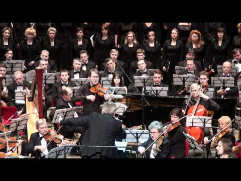 THE QUEEN SYMPHONY (III) Novosibirsk Philharmonic