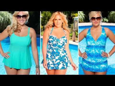 Пляжная мода в 2017 году для женщин старше 40
