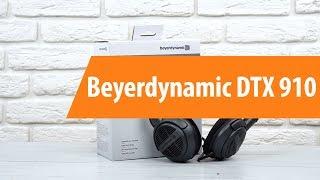 распаковка Beyerdynamic DTX 910 / Unboxing Beyerdynamic DTX 910