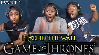 "Video Game Of Thrones Season 7 Episode 6 ""Beyond The Wall"" : REACTION Part. 1 download MP3, 3GP, MP4, WEBM, AVI, FLV September 2018"