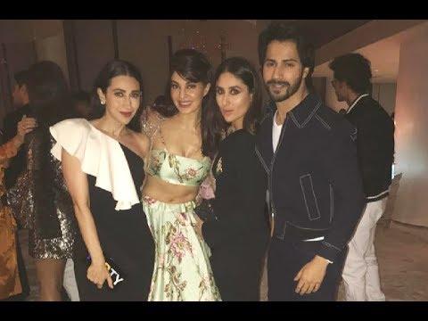 Kareena Kapoor,Jacqueline Fernandez,Varun Dhawan And Other Celebs SPOTTED At Ambani PARTY 2017 thumbnail