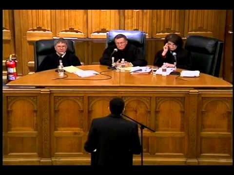 Enrique Schaerer—Yale Law School Moot Court Finals