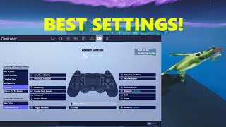 I Found The Best Controller Settings For Fortnite.. Fortnite Strike Pack Controller Settings
