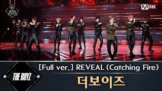 Road to Kingdom [풀버전] ♬ REVEAL (Catching Fire) - 더보이즈 @2차 경연 200521 EP.4
