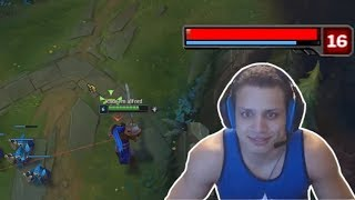Tyler1 gets ONESHOT | Just Kadeem things | LoL Daily Moments Ep #110