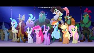 My little pony в кино - песня Rainbow [SIA] (Концовка)
