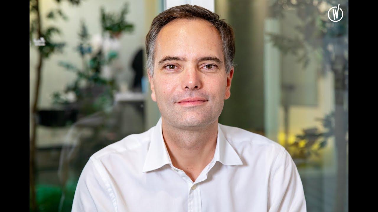 Découvrez Meetic avec Matthieu, CEO