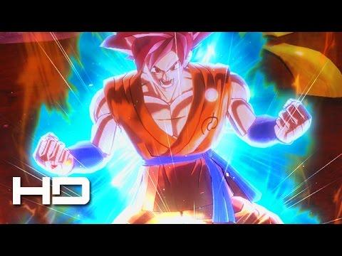 DRAGON BALL XENOVERSE 2 - Goku All Tranformations (Super