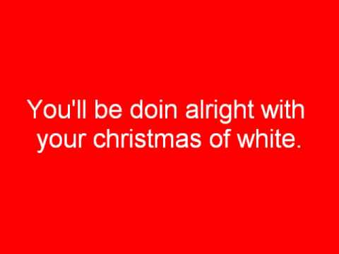 Blue Christmas Lyrics - Elvis Presley - YouTube