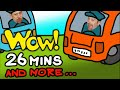 The Wheels On The Bus More Children S Music Collection 26 Minutes Compilation Steve And Maggie mp3