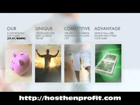 host then profit