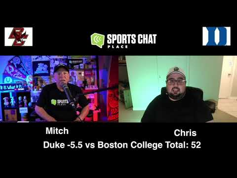 Boston College at Duke - Saturday 9/19/20 - College Football Picks & Predictions | Sports Chat Place