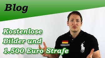 Kostenlose Bilder - Risiken und meine 1500 Euro Strafe!