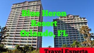 Blue Heron Beach Resort in Orlando, Florida - Family Friendly Review