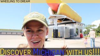 WTD Ep 16. Traveling through Michigan