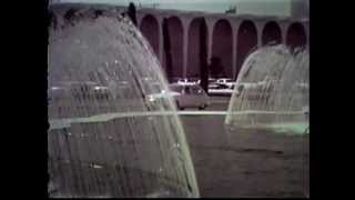 1969 Renault 16 Commercial  USA Filmed at Caesar's Palace in Vegas