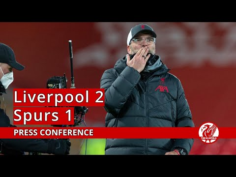 Liverpool 2-1 Tottenham   Jurgen Klopp Press Conference