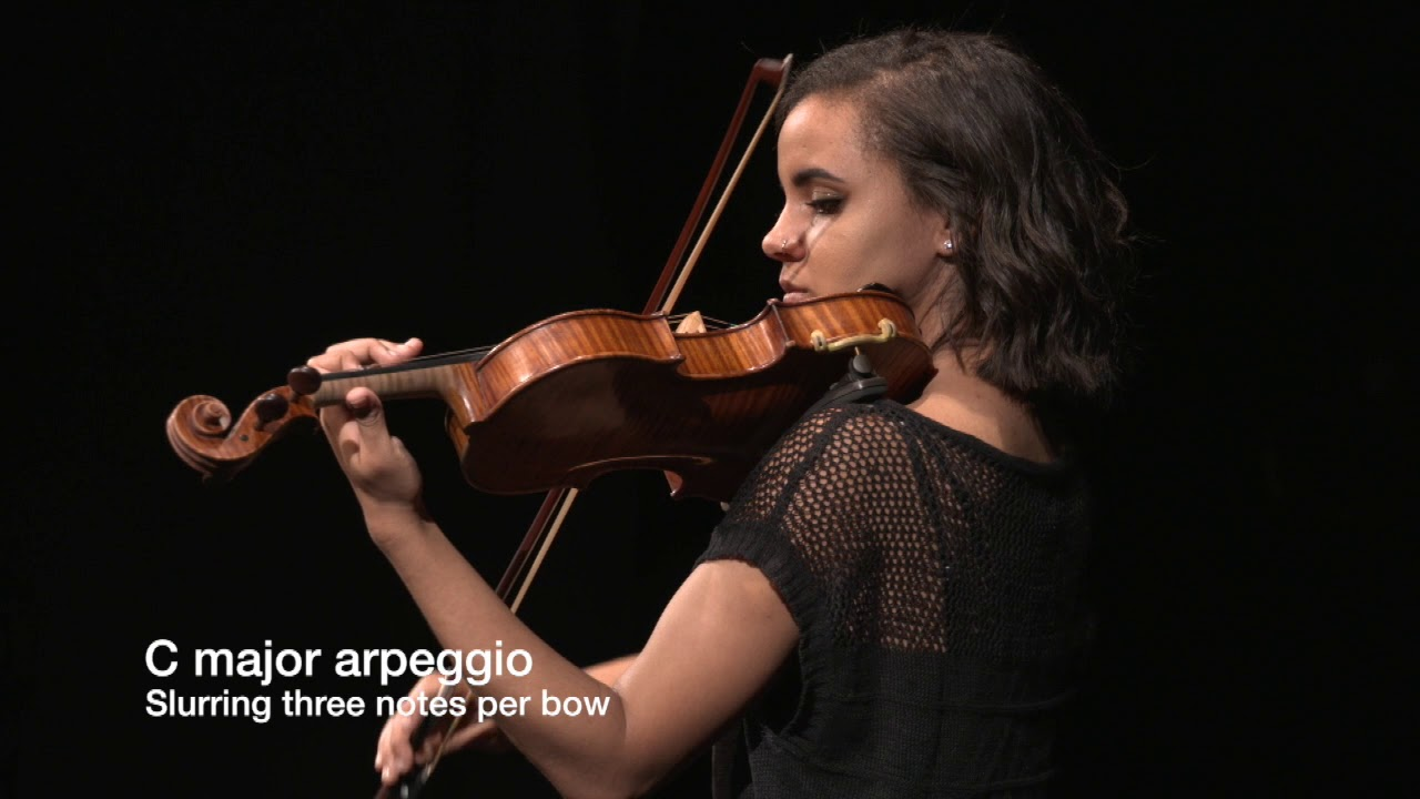 Violin and Viola Advanced Left Hand Technique