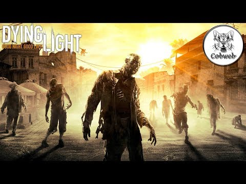 Dying Light Зомби паркур №1