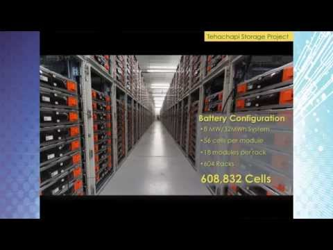 The Future of Energy Storage, Mark Irwin