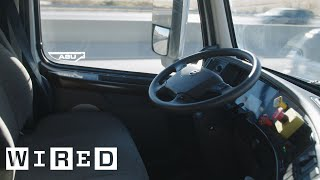The Future of Trucking When Machines Take the Wheel | Robots & Us | WIRED