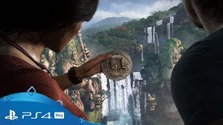 Uncharted: The Lost Legacy | Launch Trailer | PS4 Pro