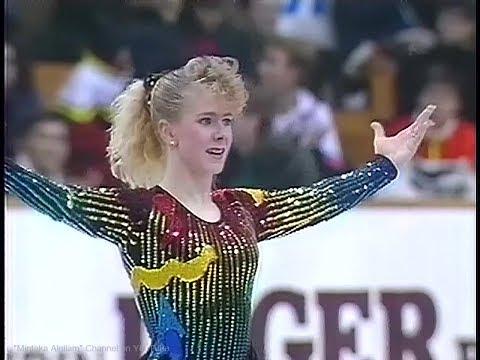 Tonya Harding 1990 NHK Trophy (Asahikawa) - Short Program