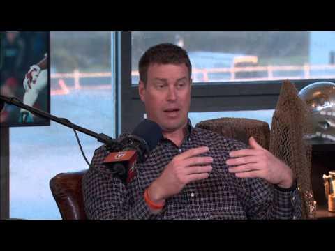 Ryan Leaf In-Studio on The Dan Patrick Show   2516
