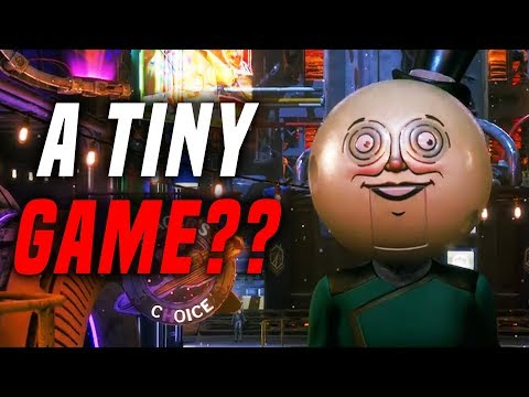 Is The Outer Worlds A TINY GAME?!