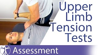 All Upper Limb Tension Tests | ULTT | ULNT