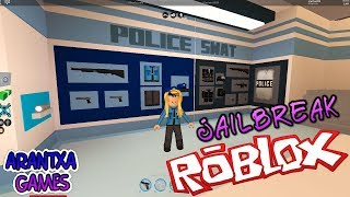 Roblox - Playing Jailbreak - I'm a cop