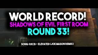 [WORLD RECORD] 33 Rounds BO3