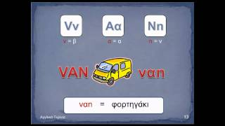 Junior A - Μάθημα 1 - Λεξιλόγιο