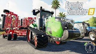 ZATRUDNILIŚMY CZŁOWIEKA OD  EKONOMII (NOWY FARMER B-GLOW) | FARMING SIMULATOR 19 [#36]