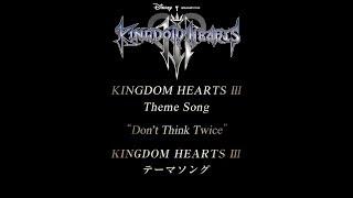 Kingdom Hearts 3 - Don
