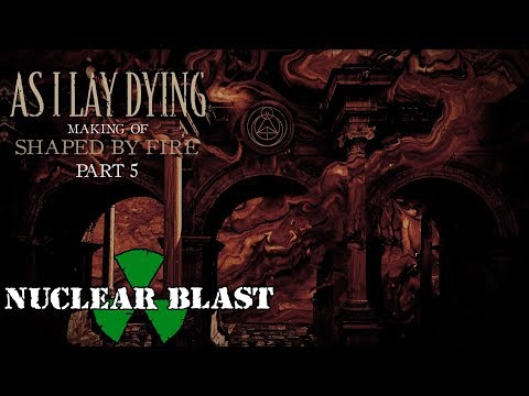 AS I LAY DYING - The Making of Shaped By Fire: PART 5 - Album Artwork (OFFICIAL INTERVIEW)