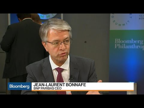BNP CEO Says Billions Needed for Energy Transition