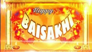 HAPPY BAISAKHI 2018 WISHES, GREETINGS, WHATSAPP MESSAGES || BY UB'S animation.