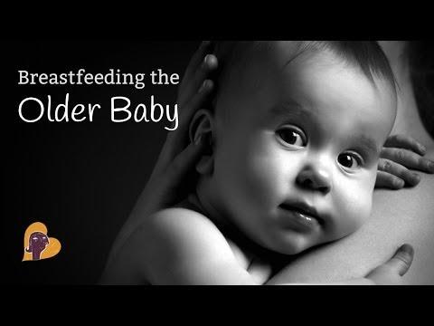 Breastfeeding the Older Baby