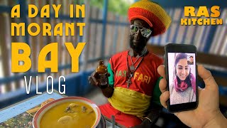 Meeting Fans, New Phones & Red Stripes: Day in Morant Bay VLOG!