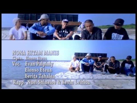 Stevan Palpialy Ft. Elonso Eteua, Berits Tahale Rapp. Nuel S. & Kevin L. - NONA HITAM MANIS