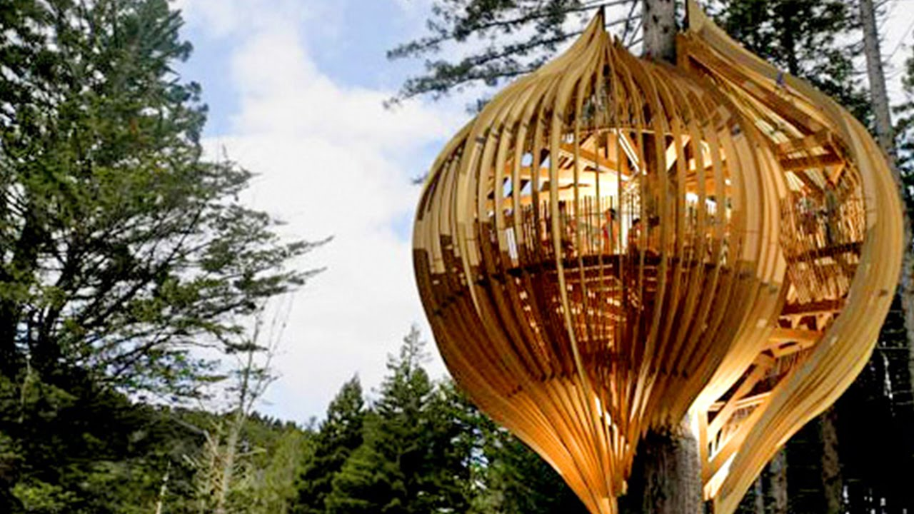 15 of the most amazing treehouses from around the world - Most Expensive Tree House In The World