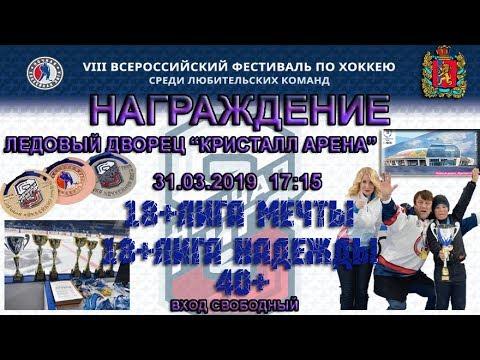 НАГРАЖДЕНИЕ НХЛ СЕЗОН 2018-19
