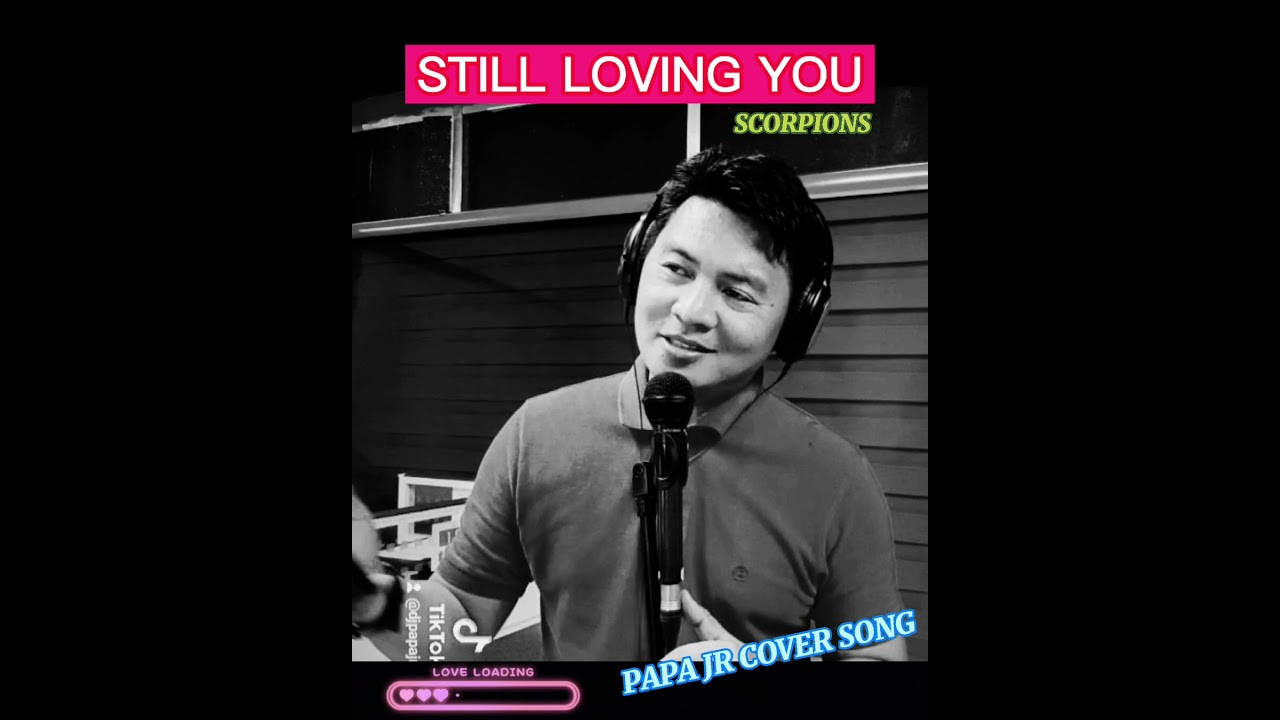 Download Still Loving You Scorpions - Cover song by Papa Jr