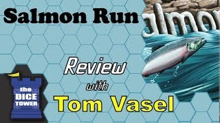 Salmon Run Review - with Tom Vasel