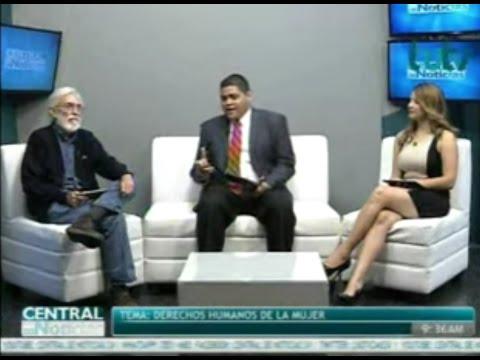 Alberto Romero en Central de Noticias, Canal 11
