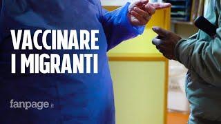 """Nessun vaccino anti covid per gli stranieri irregolari: """"sono invisibili della pandemia"""""""