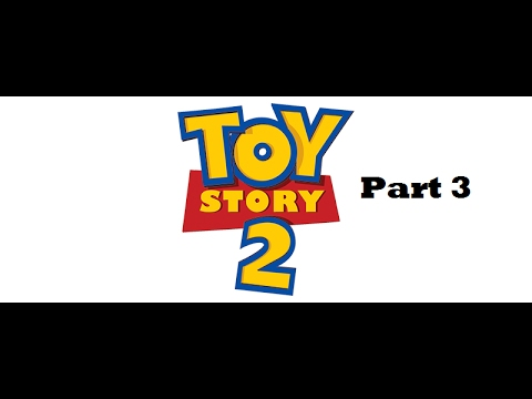 Let's Play Toy Story 2 Part 3: Little Tikes, Big Problem!